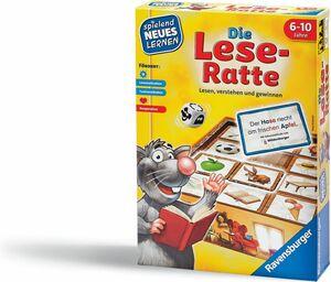 Ravensburger Lernspiele - Die Lese-Ratte