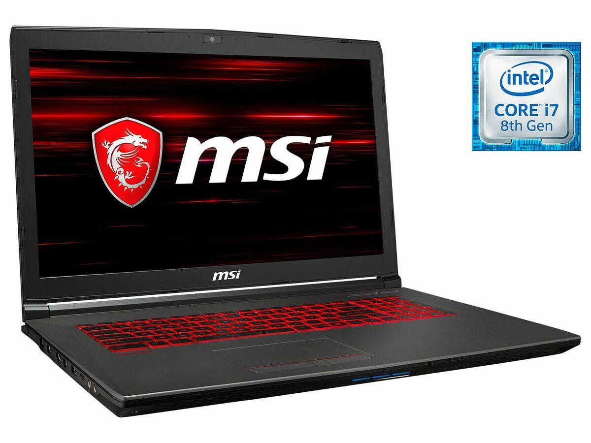 Bild 1 von MSI GV72-8RD-084 Gaming Laptop