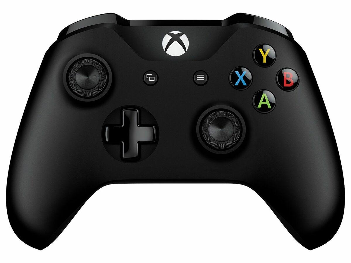 Bild 1 von Microsoft Xbox Wireless Controller schwarz