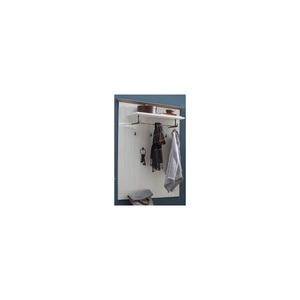 vito Garderobenpaneel COUNTRY Anderson Pinie Nachbildung ca. 98 x 125 x 30 cm