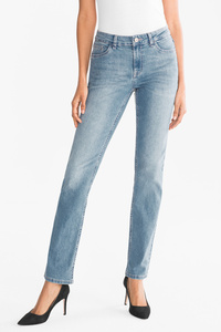 The Denim         THE STRAIGHT JEANS
