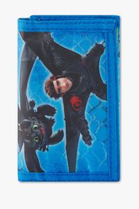 Drachenzähmen leicht gemacht - Portemonnaie
