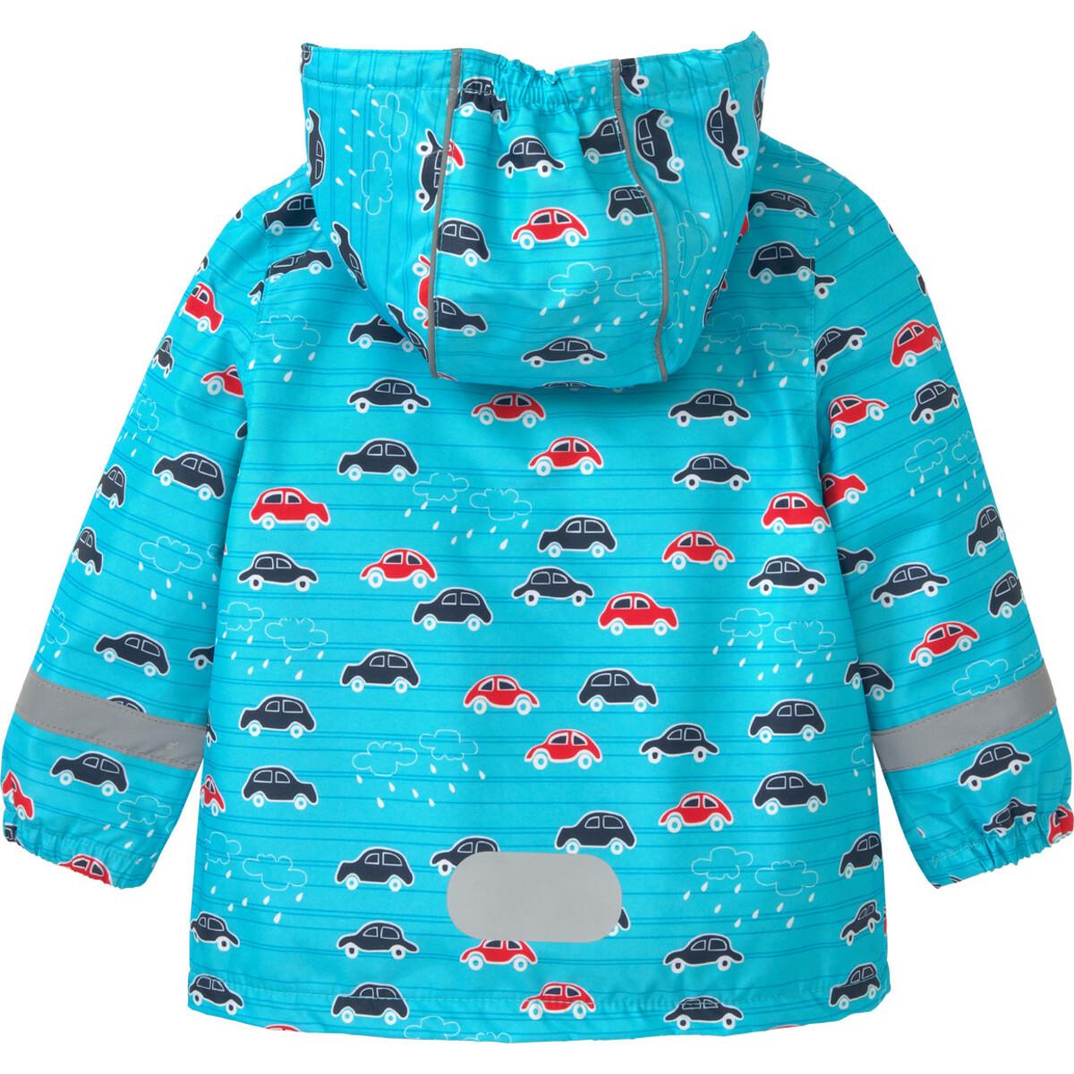 Bild 2 von Baby Regenjacke mit Kapuze