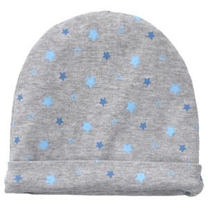 Baby Mütze mit Sternchen allover