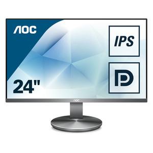 AOC I2490VXQ/BT - 60 cm (24 Zoll), LED, IPS-Panel, 4 ms, Lautsprecher, DisplayPort