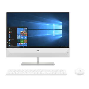 "HP Pavilion All-in-One 24-xa0027ng 60,5cm (23,8"") FHD-IPS-Display, Intel i5-8400T, 8GB RAM, 512GB SSD, UHD 630, Win10"