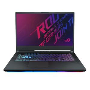 """Asus ROG Strix G G731GV-EV026T / 17,3"""" FHD 144Hz / i7-9750H / 16GB RAM / 256GB SSD + 1TB HDD / GeForce RTX 2060 / Windows 10"""