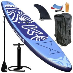 Standup Paddleboard Set Kohala 320 x 81 x 15 cm bis 140 kg SUP Board