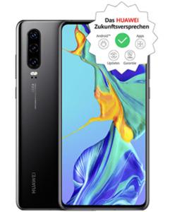 Huawei P30 mit o2 Free L Boost mit 60 GB
