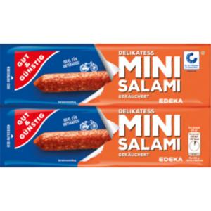 Gut & Günstig Delikatess Mini-Salami