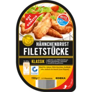 Gut & Günstig Hähnchenbrust Filetstücke