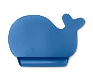 Baby-Silikon-Tischset »Wal«