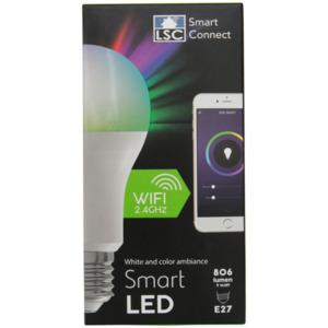 LSC Smart Connect Intelligente Multicolor LED-Lampe