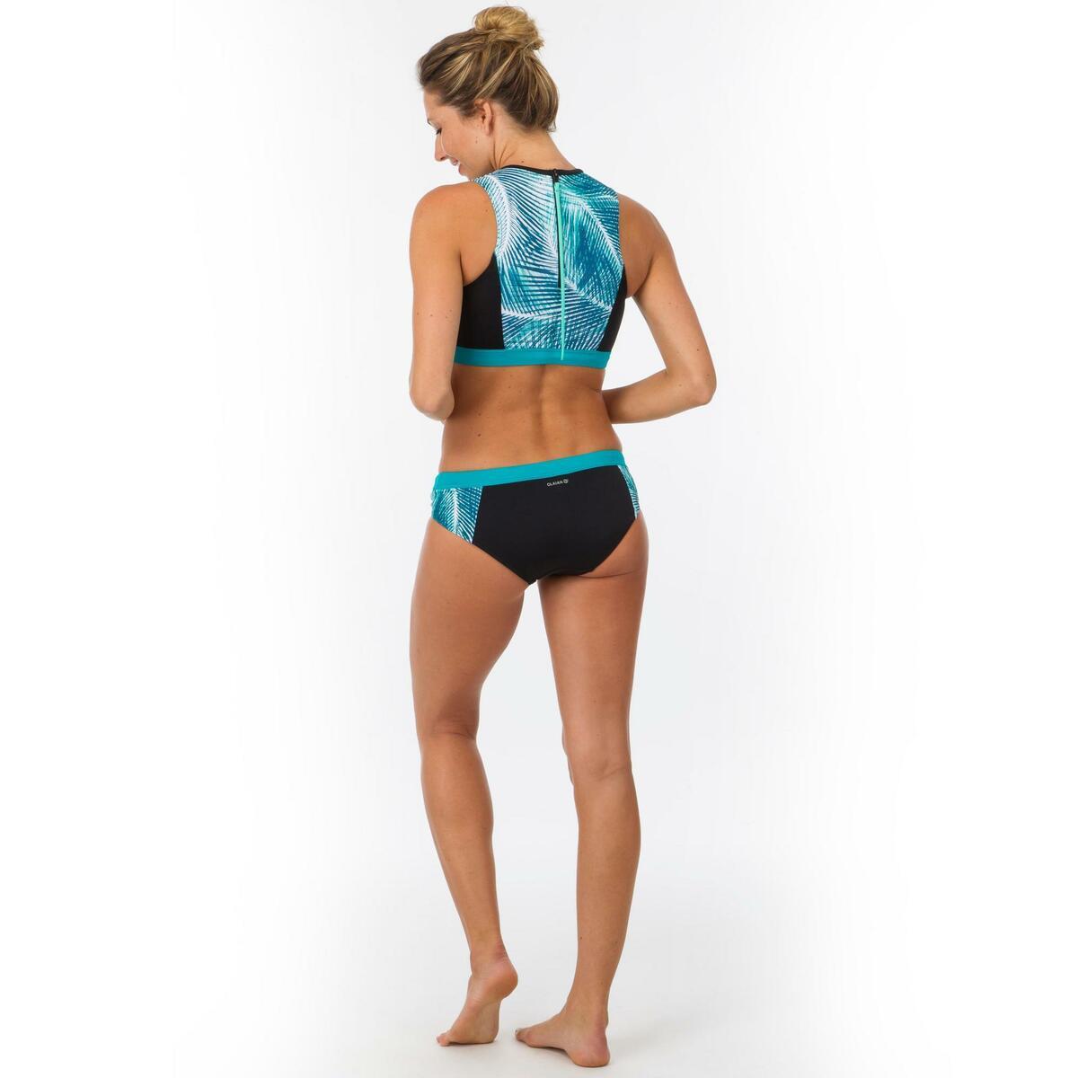 Bild 4 von Bikini-Oberteil Bustier Carla Bondi mit Back Zip Surfen Damen