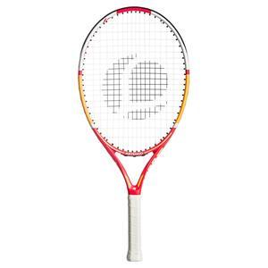 Tennisschläger TR530 Kinder 23 besaitet rosa/orange