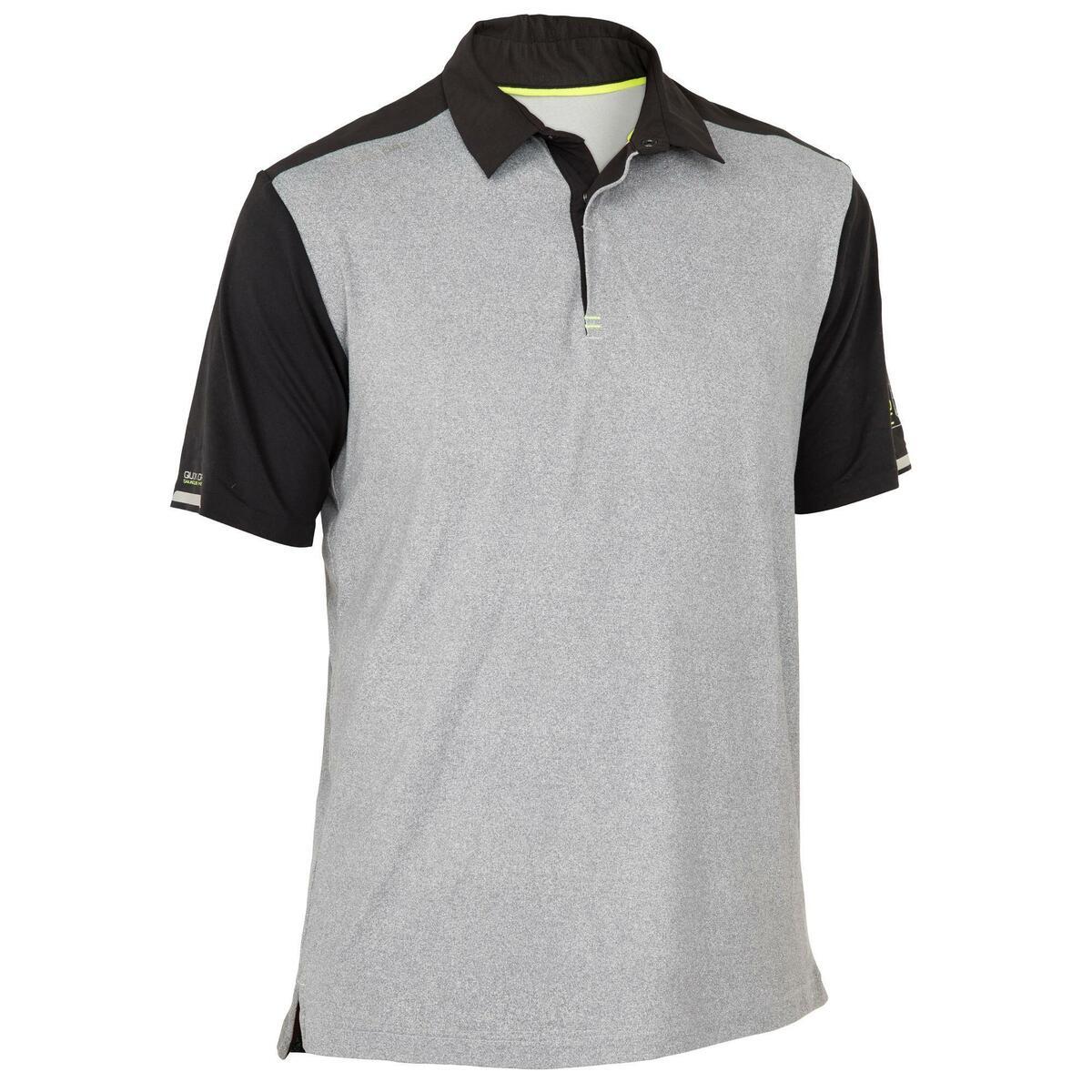 Bild 1 von Poloshirt kurzarm Segeln Race Herren grau meliert