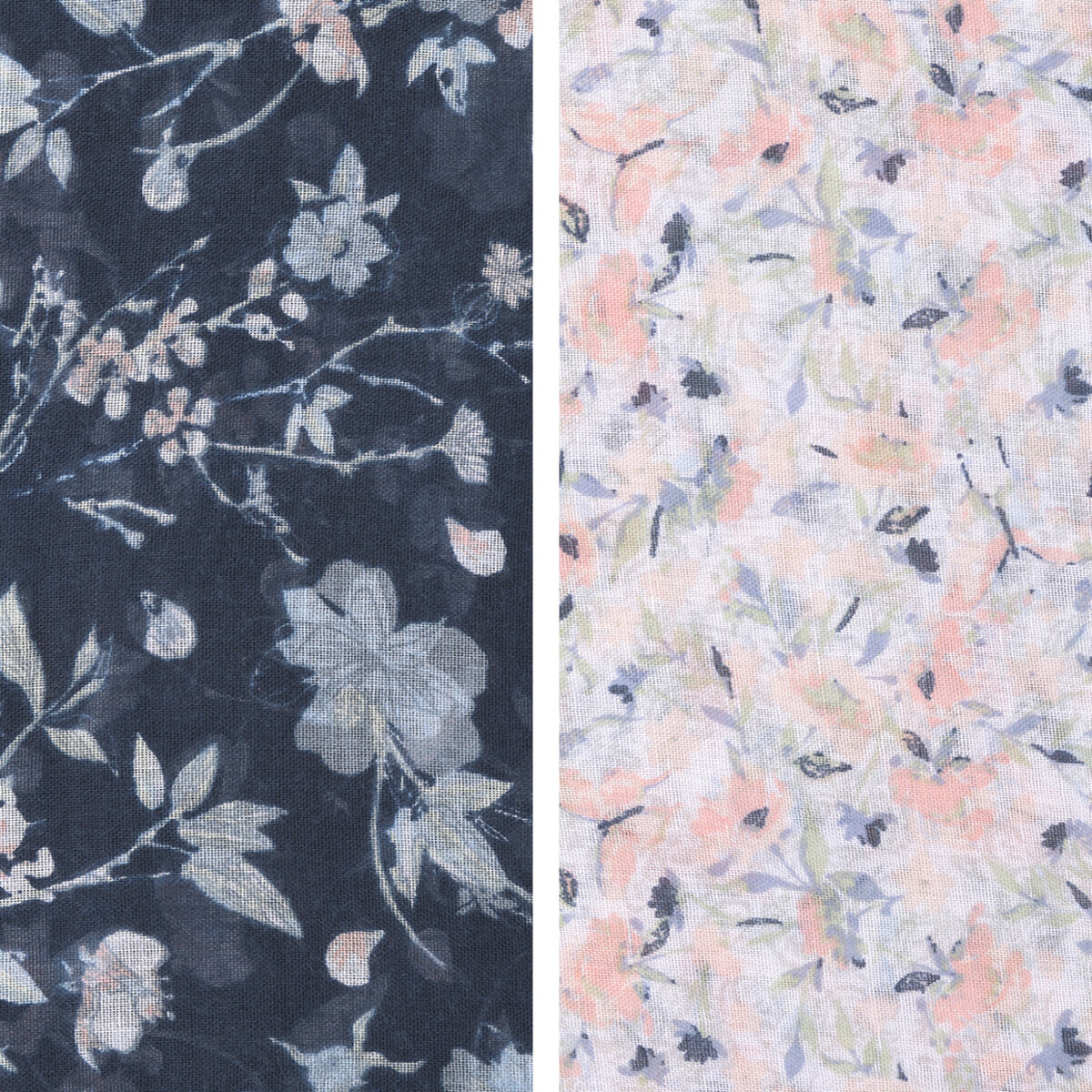 Bild 2 von 2 Damen Tücher in verschiedenen Dessins