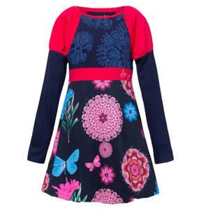 Desigual             Kleid, Schmetterlinge, Mandalas, für Mädchen