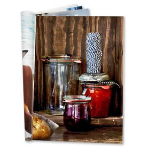 Einkochglas Minitulpe, 220 ml