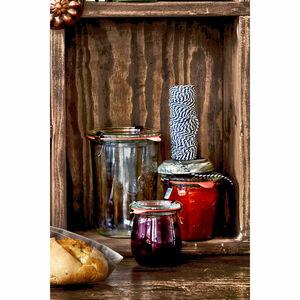 Weck Einkochglas Tulpenform, 500 ml