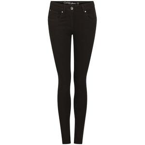 Damen Slim-Jeans im Five-Pocket-Style
