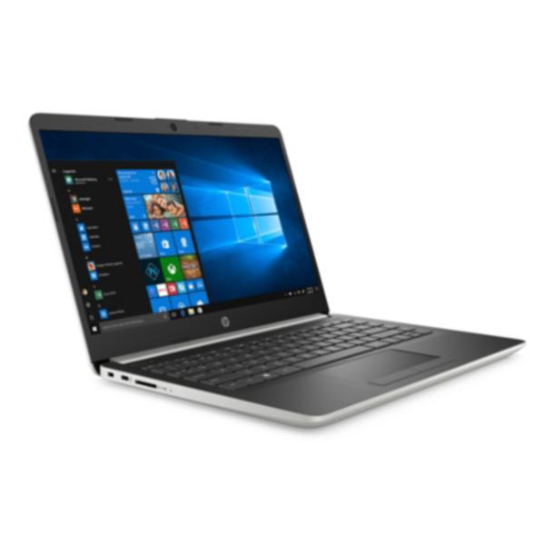 HP 14 silber 14´´FHD R3-3200U 8GB/256GB SSD Win10 14-dk0404ng