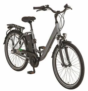 "Prophete E-Bike Alu-City 26"" AEG Geniesser e9.6 Fahrrad"