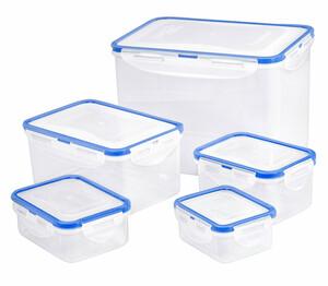 Lock&Lock Frischhaltedosen-Set, transparent