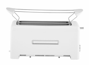 Home Ideas Family-Toaster, weiß