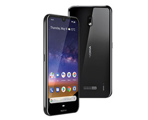 "Nokia 14,5 cm (5,71"") Smartphone mit Android™ 9 NOKIA 2.2 (2019)"