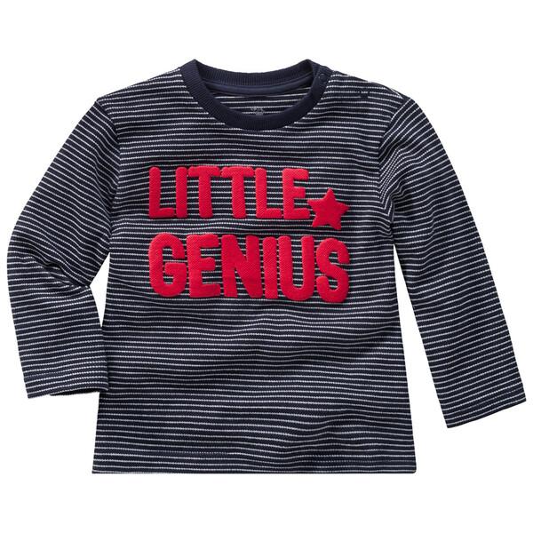 Baby Langarmshirt mit Message-Print