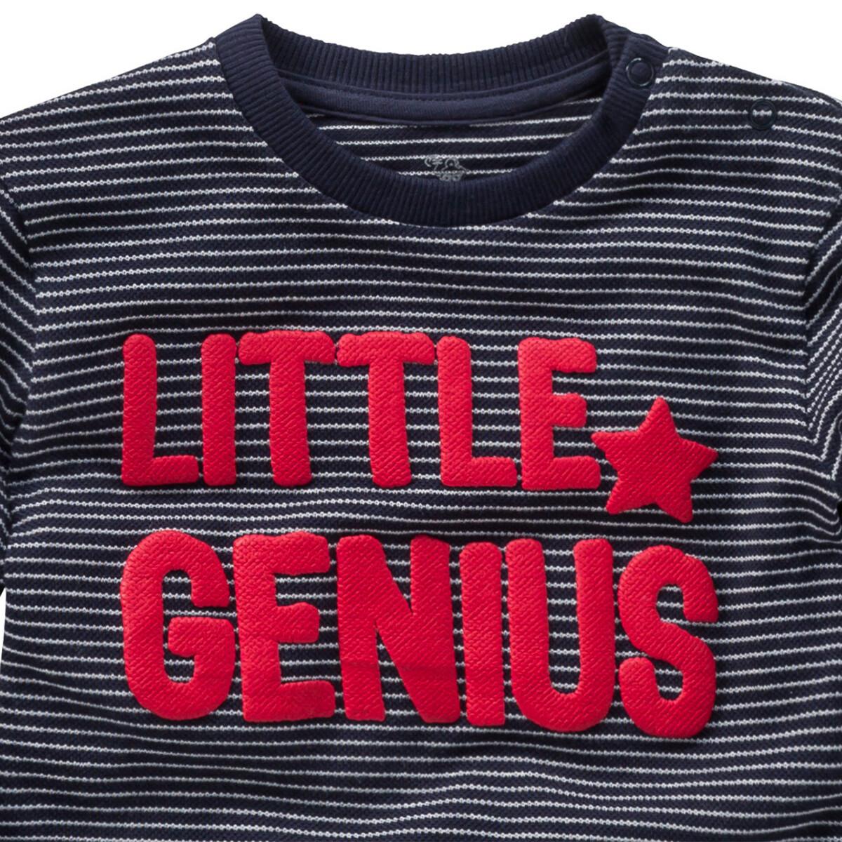 Bild 2 von Baby Langarmshirt mit Message-Print
