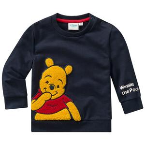 Winnie Puuh Sweatshirt mit Schulterknöpfung
