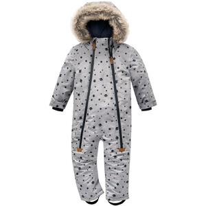 Baby Schneeoverall mit Kapuze