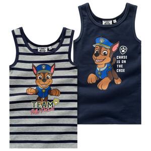 2 PAW Patrol Unterhemden im Set