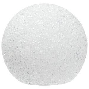 LED Kugelleuchte mit weißem Licht