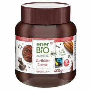enerBiO Zartbittercreme 7.48 EUR/1 kg