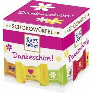 Ritter Sport Schokowürfel ´´Dankeschön!´´ 1.53 EUR/100 g