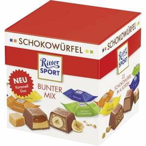 Ritter Sport Schokowürfel 1.53 EUR/100 g