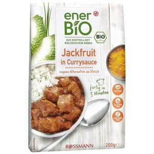 enerBiO Jackfruit in Currysosse 1.50 EUR/100 g