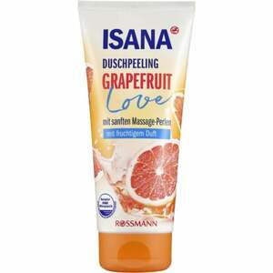 ISANA Duschpeeling Grapefruit Love 0.75 EUR/100 ml