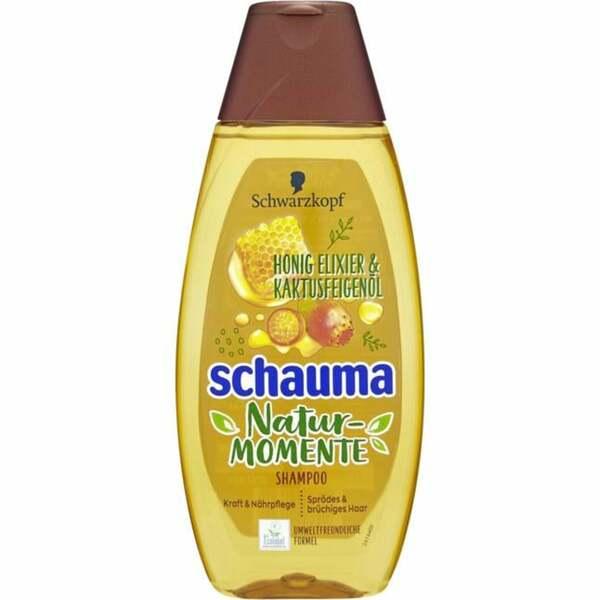 Schwarzkopf Schauma Natur-Momente Shampoo Honig Elixier & 4.98 EUR/1 l