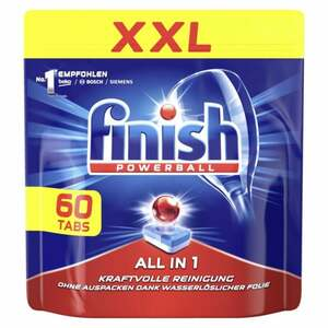 Finish Powerball All in 1 Tabs XXL 8.32 EUR/1 kg