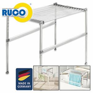 """Wäschetrockner """"Multi"""" - ideal als Badewannen- oder Balkontrockner - auch als Aufsatz für handelsübliche Wäschetrockner geeignet - Trockenlänge: ca. 11 m"""