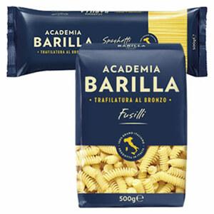 Barilla Academia Pasta versch. Sorten, jede 500-g-Packung
