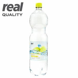 Mineralwasser + Frucht versch. Sorten,  jede 1,5-Liter-Flasche