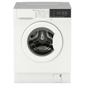 TVÄTTAD                                Einbauwaschmaschine, weiß, A+++