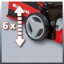 Bild 4 von Einhell Benzin-Rasenmäher GC-PM 56 S HW 50 l Fangsack mit Quick Start 2,8 kW
