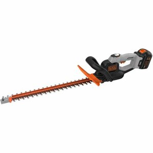 Black+Decker Akku-Heckenschere Powercommand GTC5455PC 54 V 1,5 Ah 60 cm