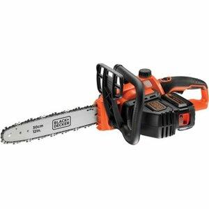 Black+Decker Akku-Kettensäge GKC3630L20 36 V 2,0 Ah 30 cm Schwertlänge
